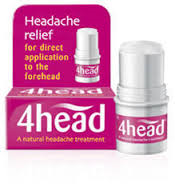 4Head : 4Head Topical Headache Relief 3.6g