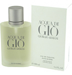 Acqua Di Gio P/Homme Edt 100ml Spray