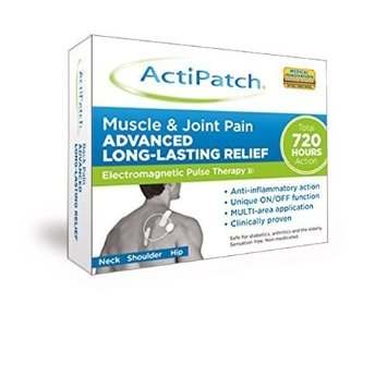 Actipatch : ActiPatch® Muscle & Joint Pain Relief - Advanced Long-Lasting Relief