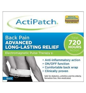 Actipatch : ActiPatch® Back Pain Relief - Advanced Long-Lasting Relief
