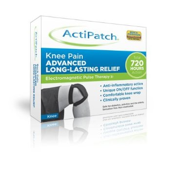 ActiPatch® Knee Pain Relief - Advanced Long Lasting Relief
