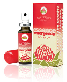 Australian Bush Flower Emergency Essence - 20 Ml Oral Spray