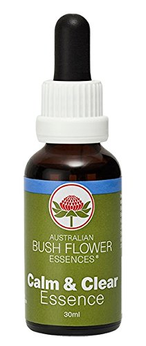 Australian Bush Flower Essences Calm and Clear Drops 30ml