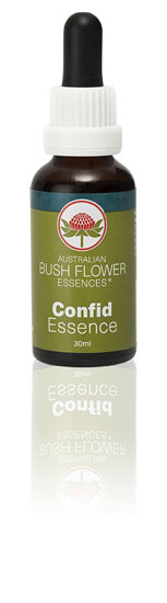Australian Bush Flower Essences Confid Drops 30ml