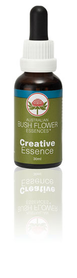 Australian Bush Flower Essences Creative Drops 30ml