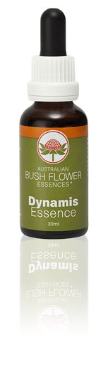 Australian Bush Flower Essences Dynamis Drops 30ml