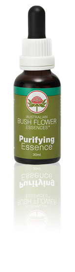 Australian Bush Flower Essences Purifying Drops 30ml