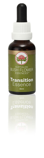 Australian Bush Flower Essences Transition Drops 30ml