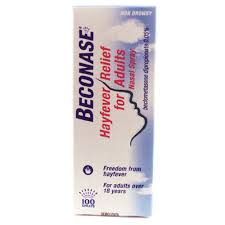 Beconase Allergy Nasal Spray 100 doses