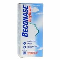 Beconase : Beconase Allergy Nasal Spray 180 doses