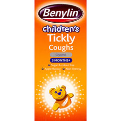 Benylin Childrens Tickly Cough 125ml