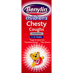Benylin Childrens Chesty Cough 125ml