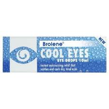 Brolene Cool Eyes 10ml