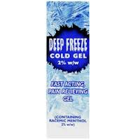 Deep Freeze Cold Gel 35g