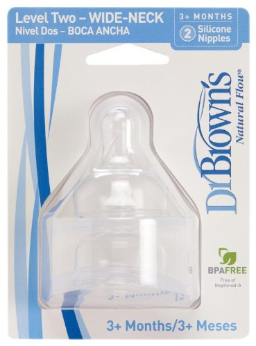 Dr Brown : Dr Bowns Level 2 (Twin Pack)