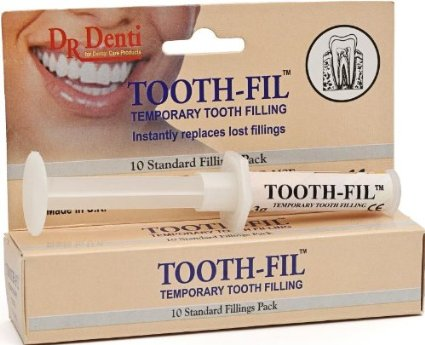 4Head : Dr Denti Tooth-Fil Temporary Tooth-Filling