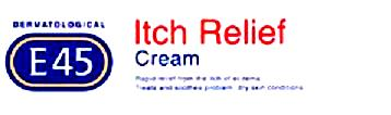 E45 : E45 Itch Relief Cream 50g