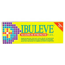 Ibuleve Maximum Strength Gel 30g