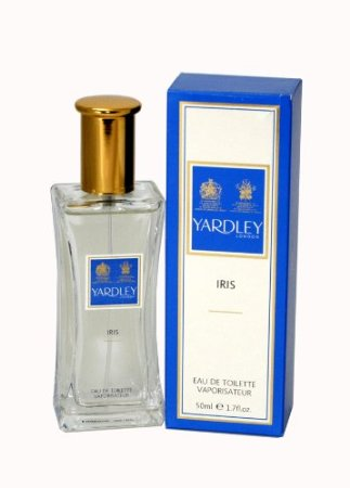 Iris by Yardley Eau de Toilette Spray 50ml