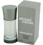 Armani : MANIA HOMME EDT 50ML SPRAY