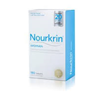 Nourkrin Women 180 tablets (previous Nourkrin Extra  strenght)