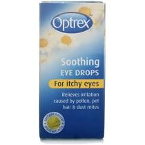 4Head : OPTREX SOOTHING EYE DROPS FOR ITCHY EYES 10ML