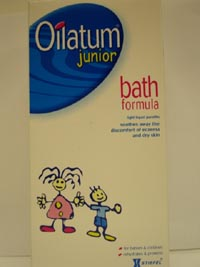 Oilatum Bath Formula Bath Oil 150ml