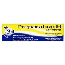 Preparation H Ointment Ointmen 25g