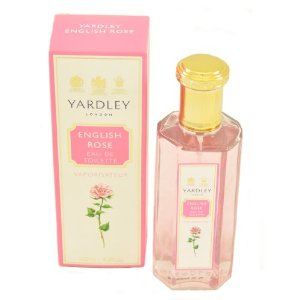 Yardley English Rose Eau De Toilette Spray 125 ml