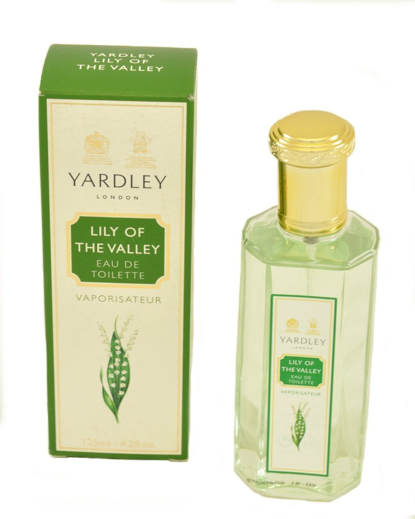 Yardley Lily of the Valley Eau de Toilette Spray 125ml