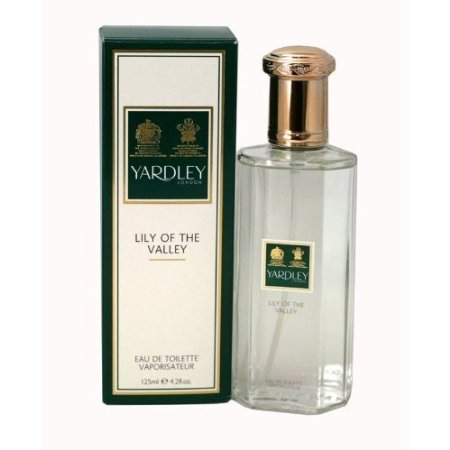Yardley Lily Of The Valley 125ml EDT Spray