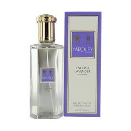 Yardley : Yardley London English Lavender Eau de Toilette 125ml