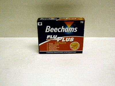 Beechams Flu Plus Caplets 16's