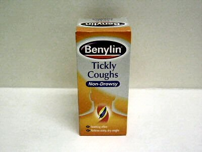 Benylin Adult Tickly Cough 150ml