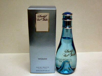 Davidoff : Cool Water Women Edt 100ml Spray