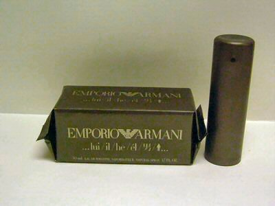 Emporio Armani He Edt 100ml Sp