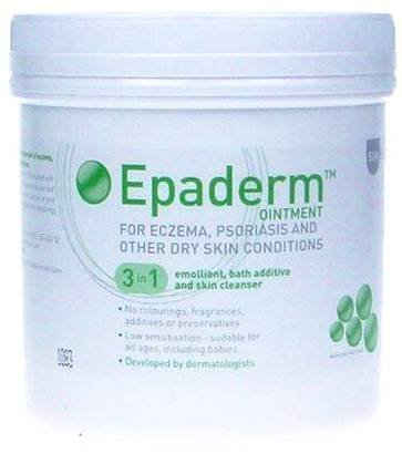 4Head : Epaderm Emollient For Dry Skin - 500G