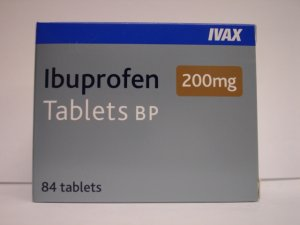 Generics : Ibuprofen 200mg tablets 84