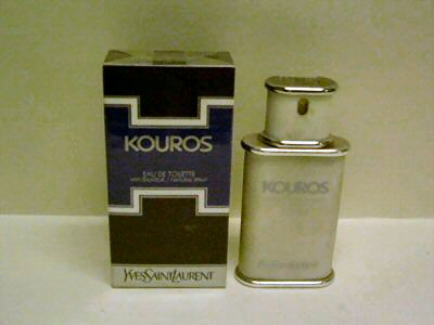Yves Saint Laurent  : Kouros Edt 50ml Spray