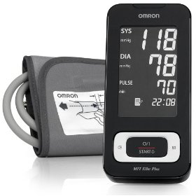 Omron MIT Elite Plus Automatic Blood Pressure Monitor
