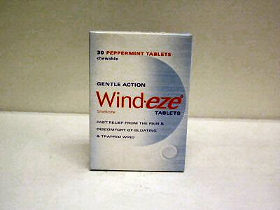 Wind-Eze Chewable Tablets 10