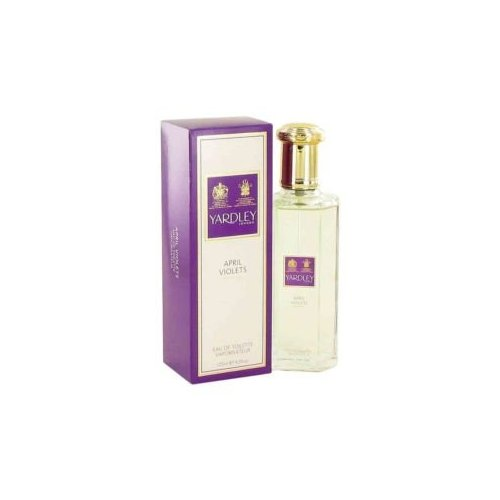 YARDLEY APRIL VIOLETS EDT 125ML  SPRAY.